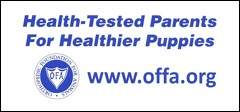 OFA Health Tested Parents